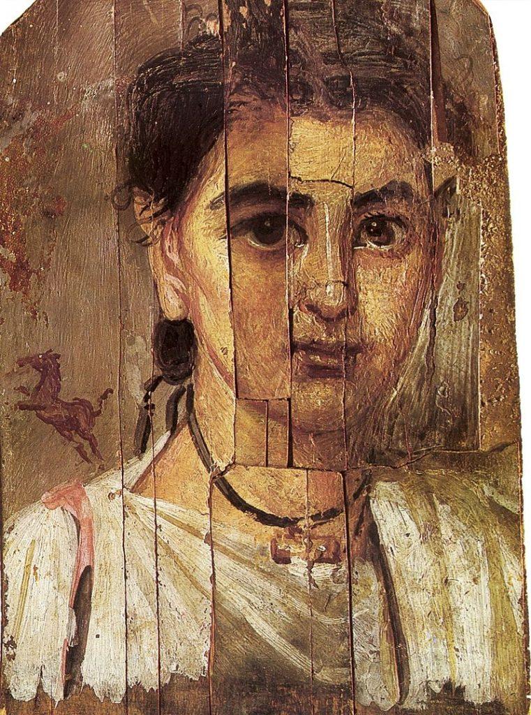 I ritratti del Fayoum