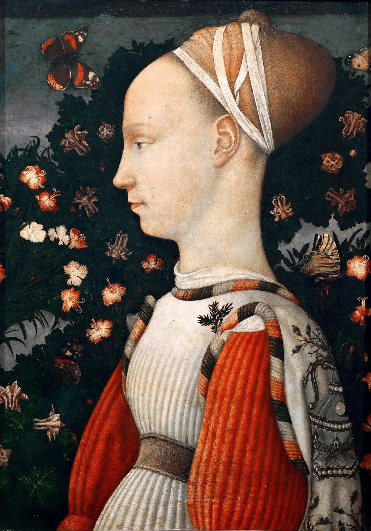 Il ritratto nel quattrocento italiano