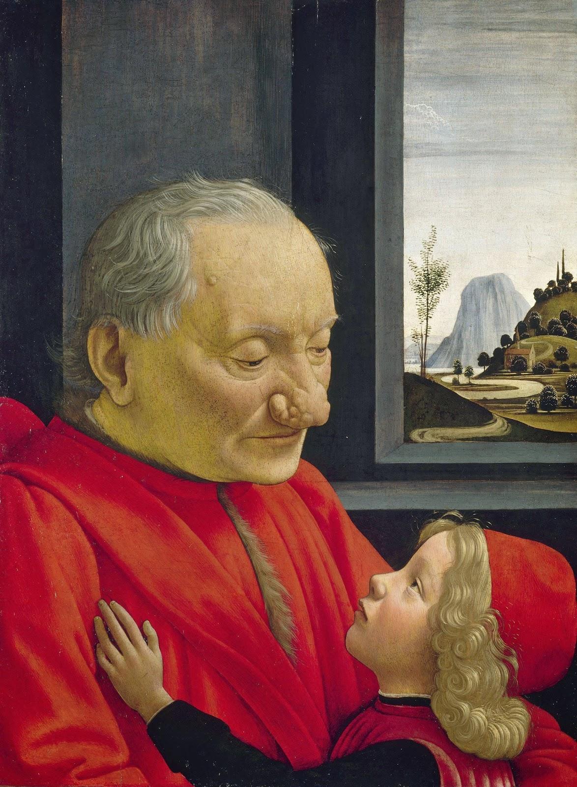 Il ritratto nella Firenze di Lorenzo il Magnifico