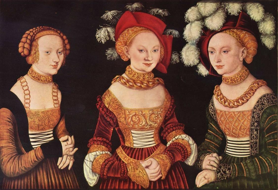 I ritratti di Lucas Cranach