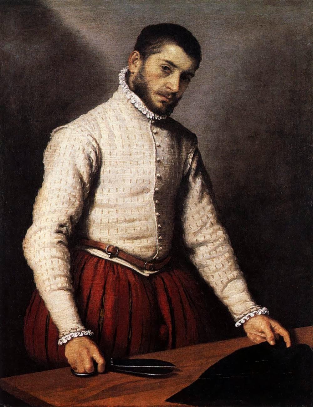 Il ritratto dopo Tiziano: Veronese, Tintoretto, Moroni.