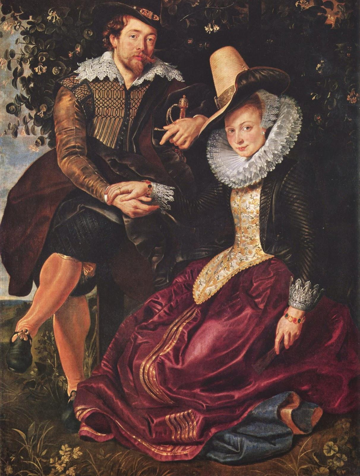 Pieter Paul Rubens ritrattista