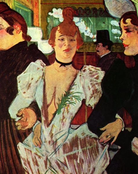 Henri de Toulouse-Lautrec ritrattista
