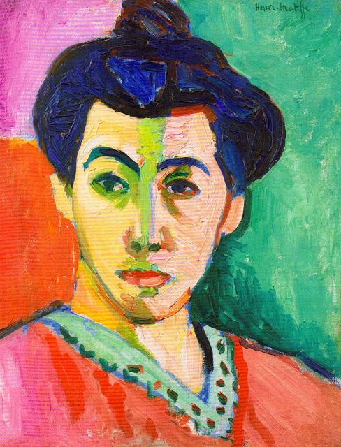 Matisse ritrattista