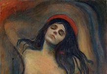 Edvard Munch, Madonna