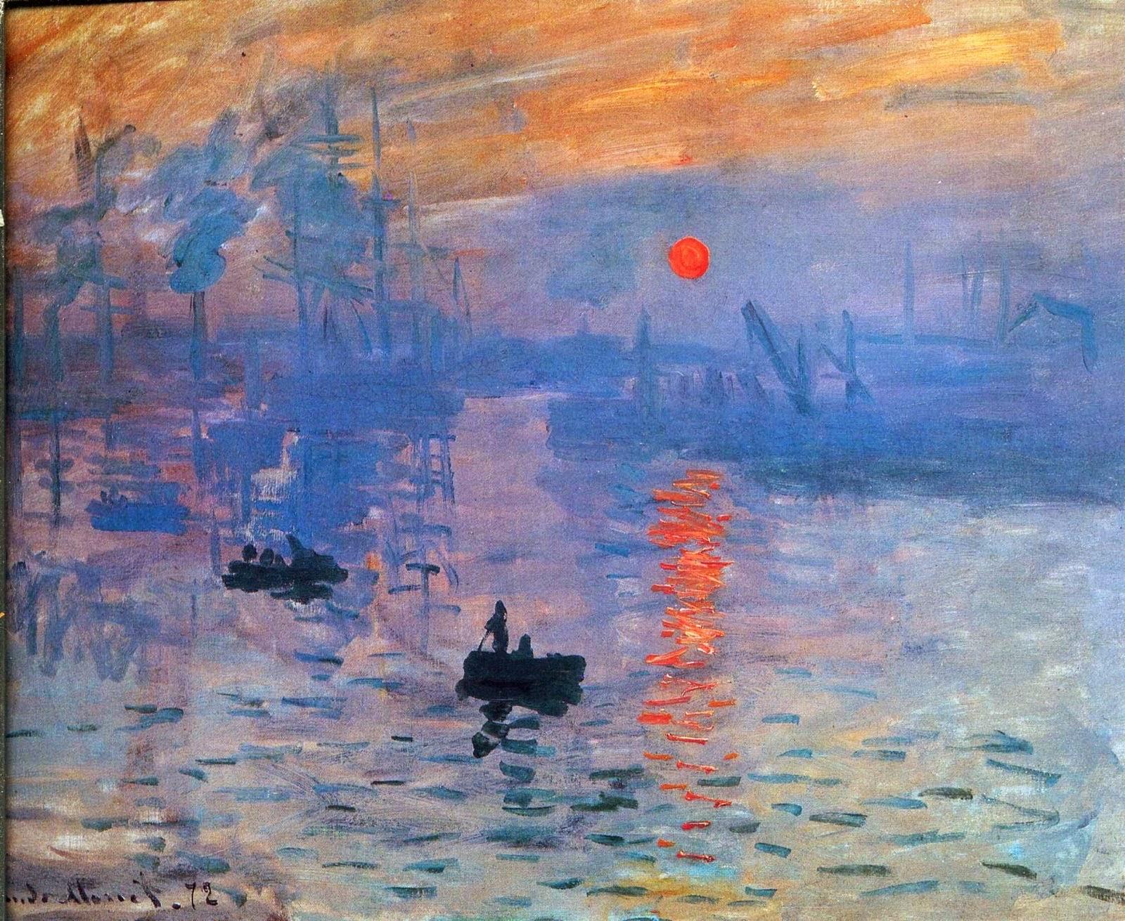 sole nell'arte