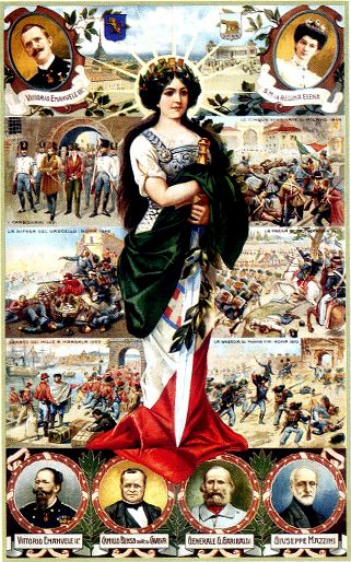 La questione immagine Italia