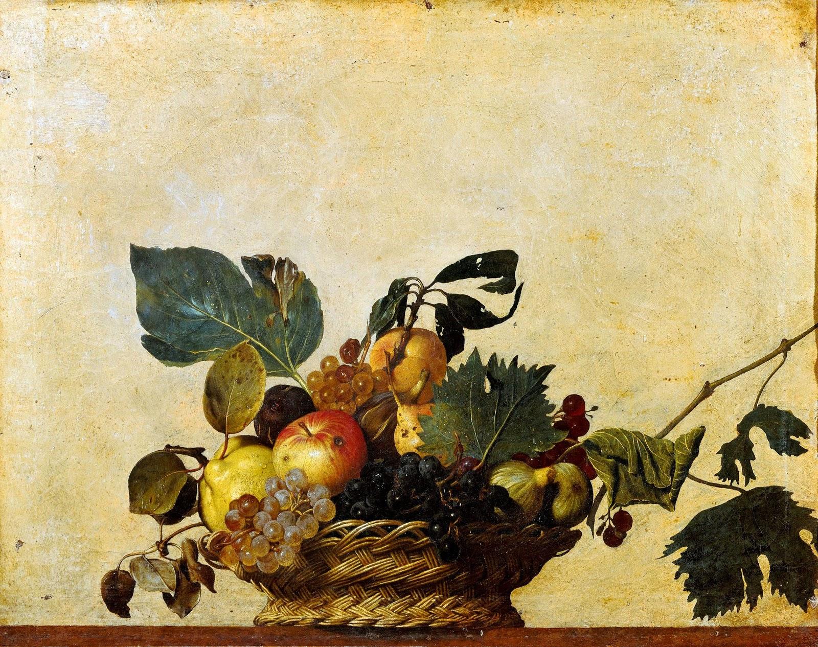 Canestra di frutta, Caravaggio