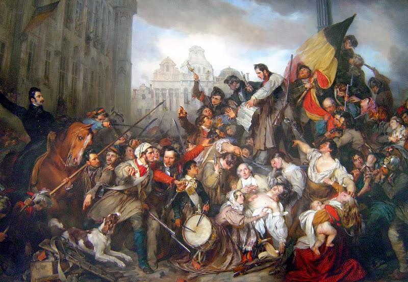 Romanticismo in Belgio ed Olanda