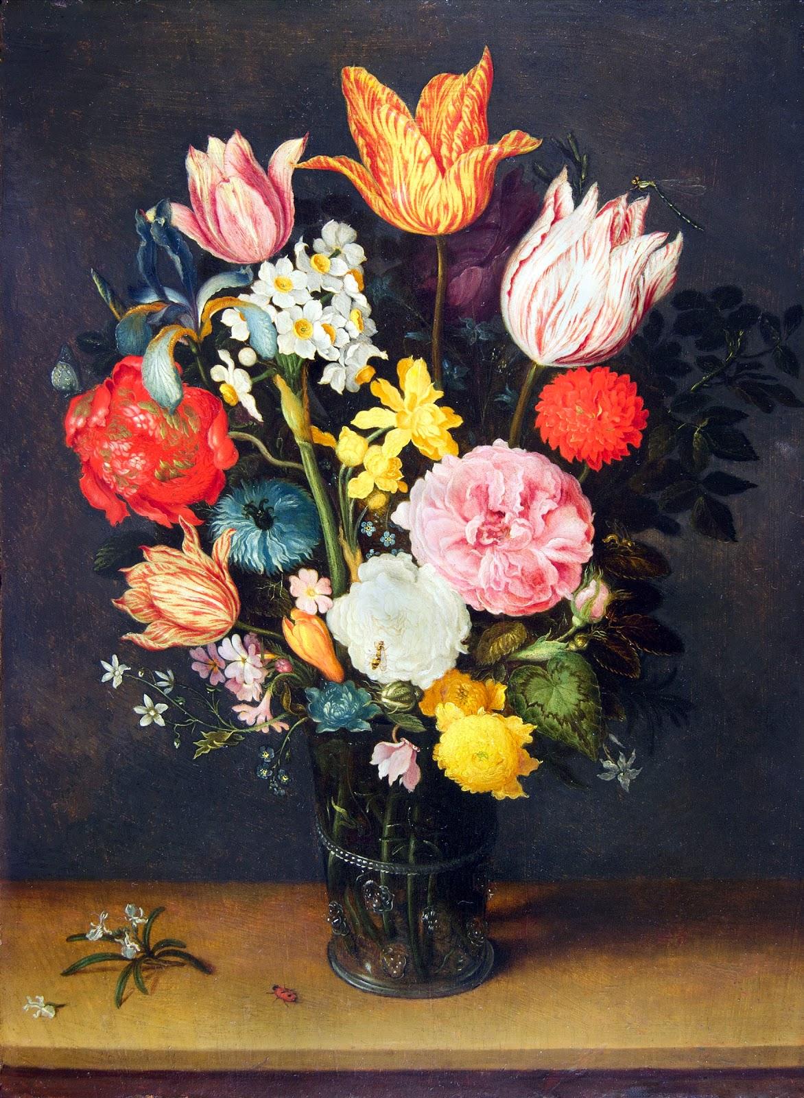 Nature morte (non morte): fiori fiamminghi