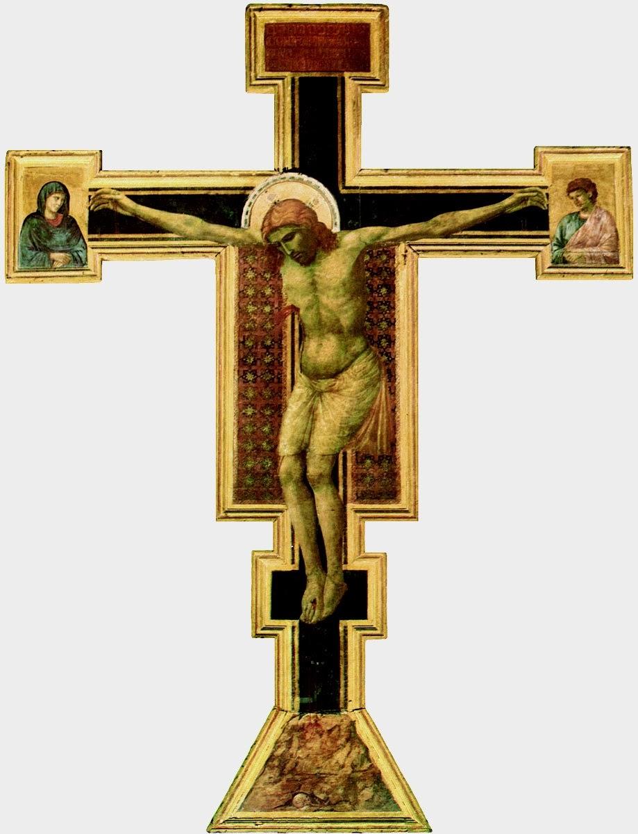 Crocefisso di Giotto: la nascita della lingua pittorica italiana