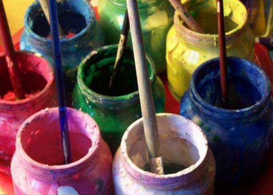 Colori acrilici