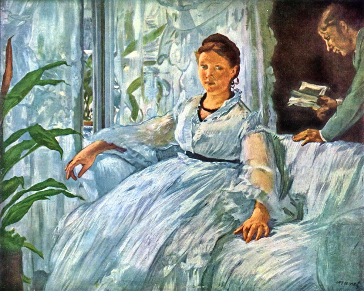 La Belle Epoque-seconda parte: Edouard Manet