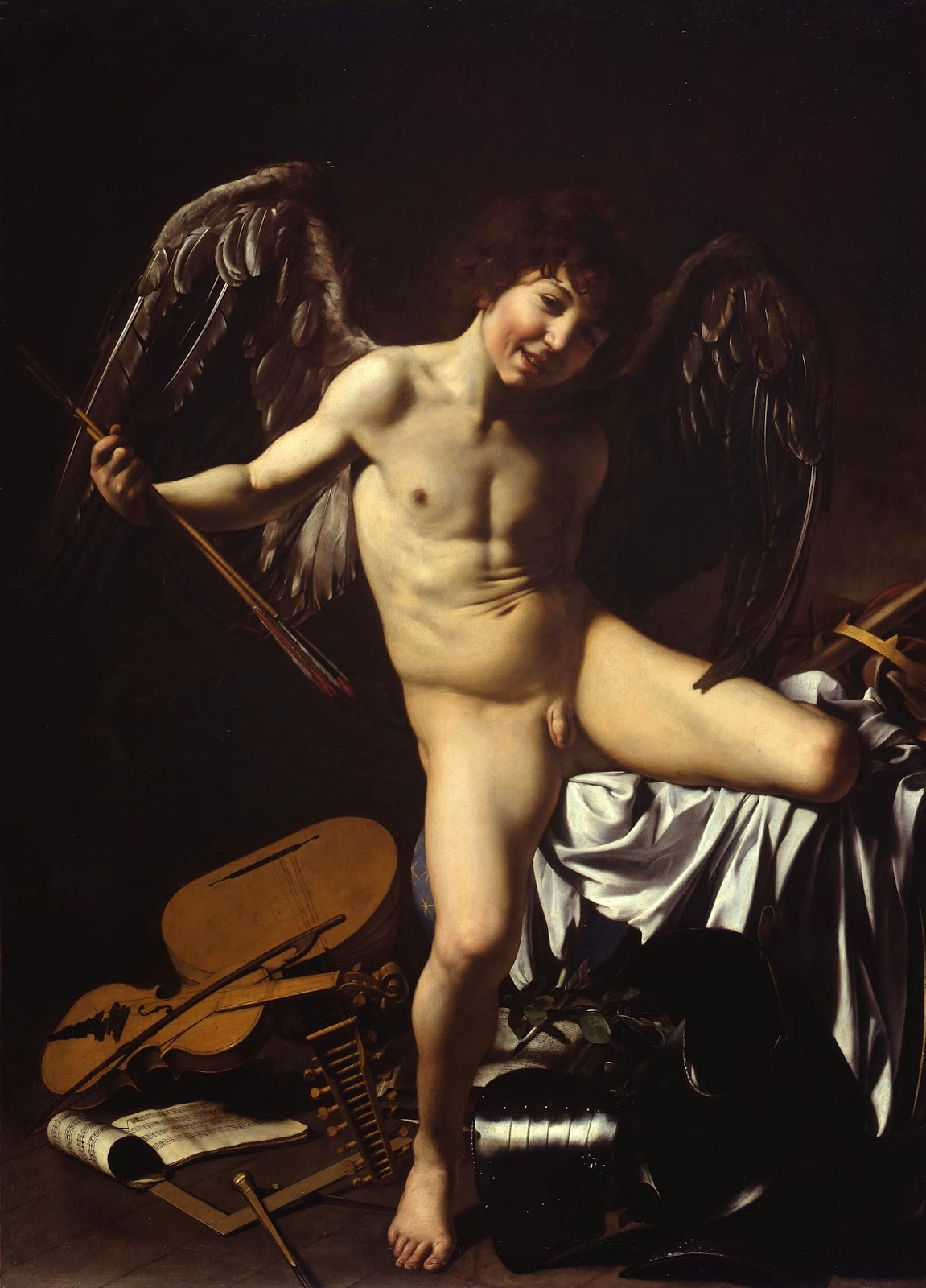 Top 10 dei nudi maschili ... in arte!