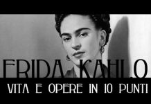 Frida: vita e opere in 10 punti
