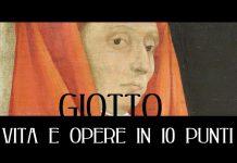 Giotto: vita e opere in 10 punti