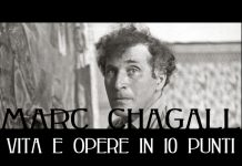 Chagall: vita e opere in 10 punti
