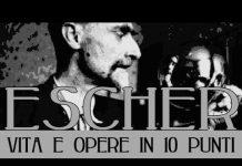 Escher: vita e opere in 10 punti