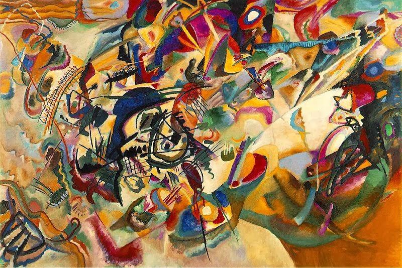 Wasilij Kandinskij, composizione VII