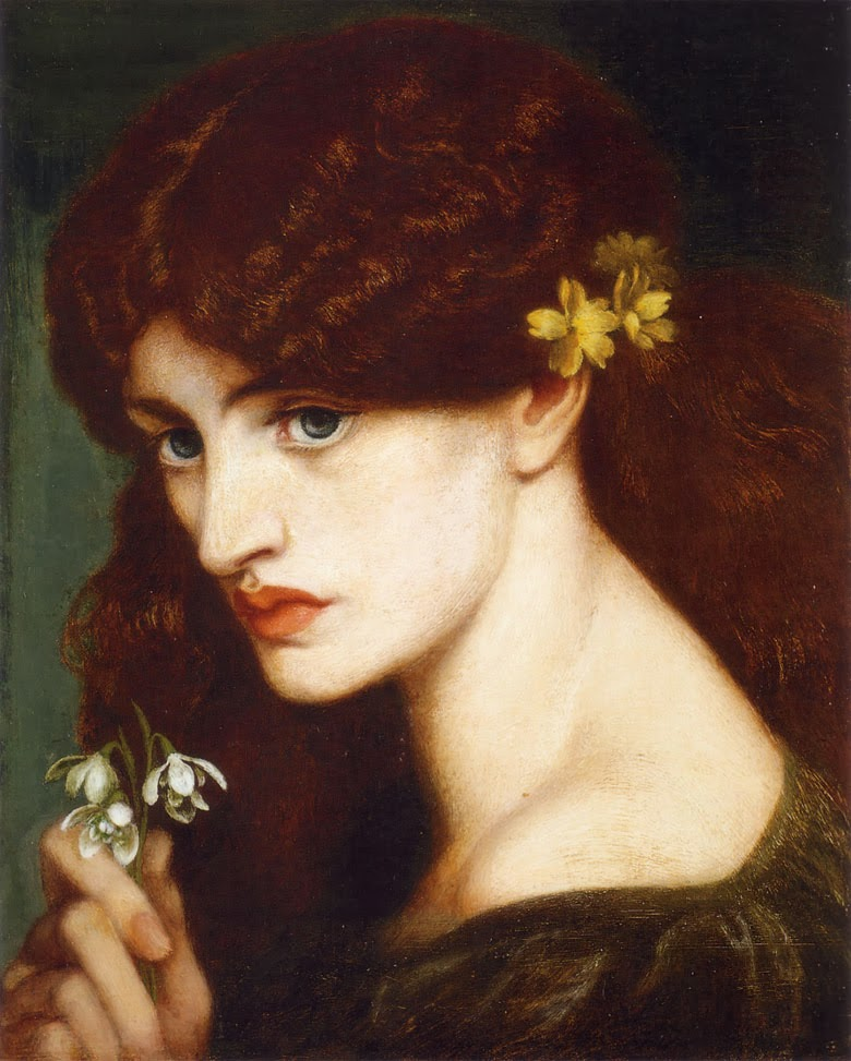 Dante Gabriel Rossetti, Blanzifiore