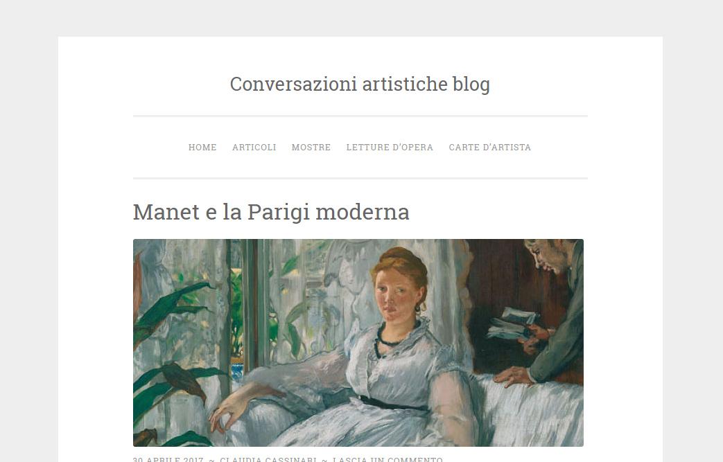 Intervista ai curatori di Conversazioni Artistiche