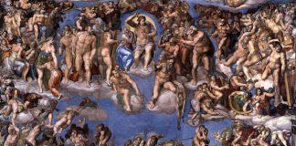 Il Giudizio Universale, Michelangelo