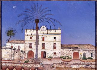 Casa della palma, Juan Mirò