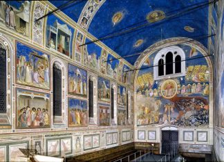 Cappella degli Scrovegni, Giotto