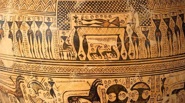 Ceramica Greca Dal Protogeometrico Al Protoattico Artesplorando