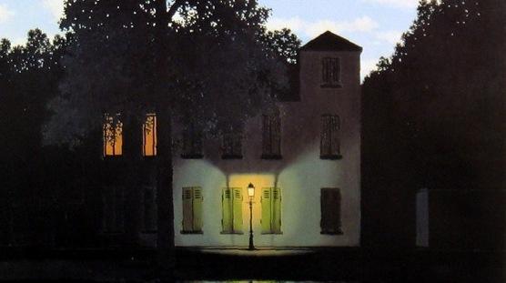L'impero delle luci, René Magritte