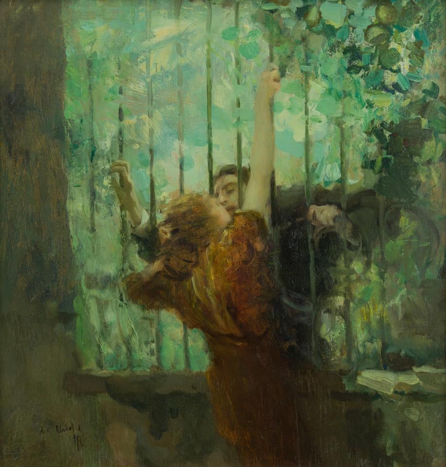 Antonio Ambrogio Alciati, Il convegno una delle opere in mostra a Palazzo Viani Dugnani