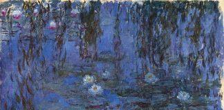 Ninfee blu, Musée d'Orsay, Parigi, 1916-1919