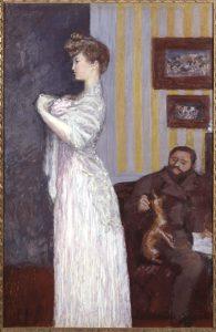 Pierre Bonnard, Thadee Natanson e Misia
