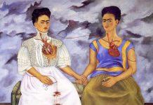 Le due Frida, Frida Kahlo