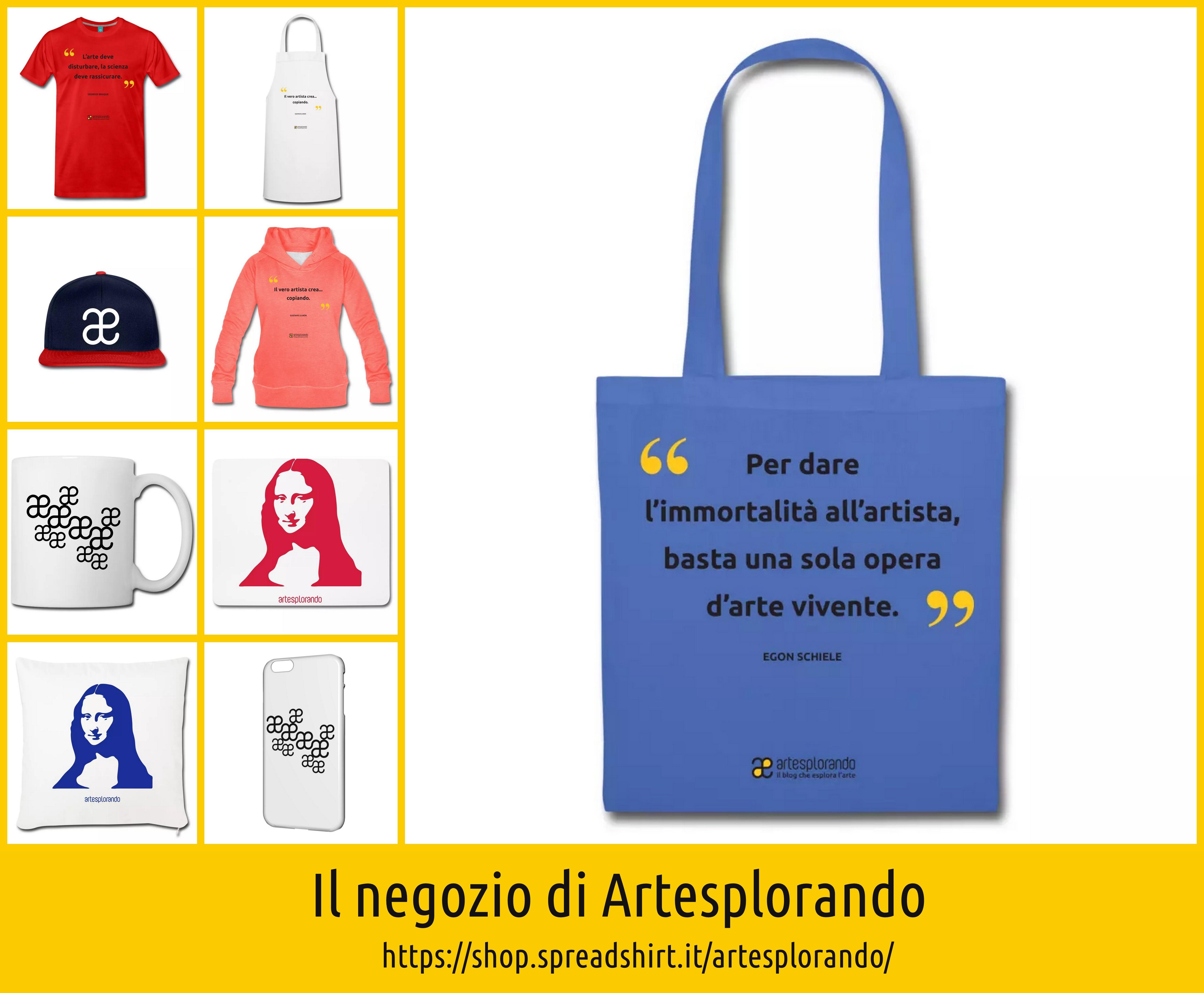 Il negozio di Artesplorando