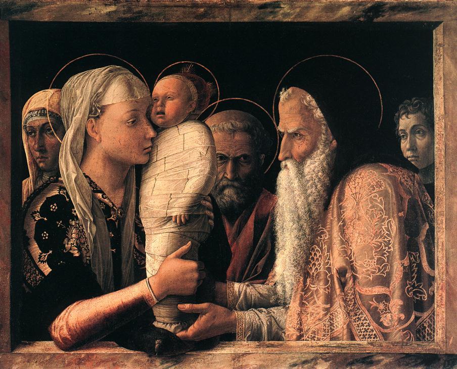 Capolavori a confronto Bellini-Mantegna