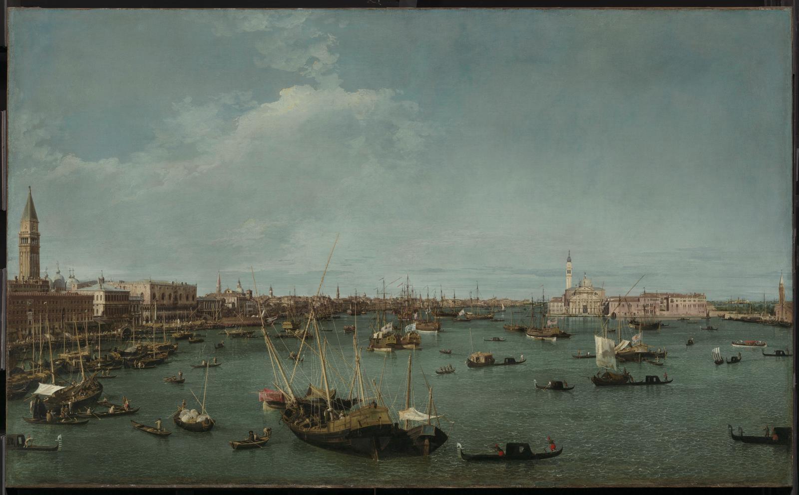 il bacino di San Marco