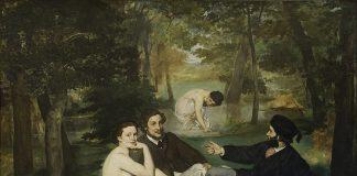 Edouard Manet, Colazione sull'erba