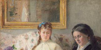 Berthe Morisot, madre e sorella dell'artista
