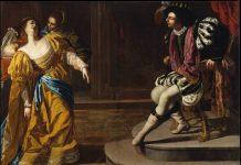 Artemisia Gentileschi, Ester e Assuero