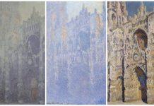 Serie della Cattedrale di Rouen, Claude Monet