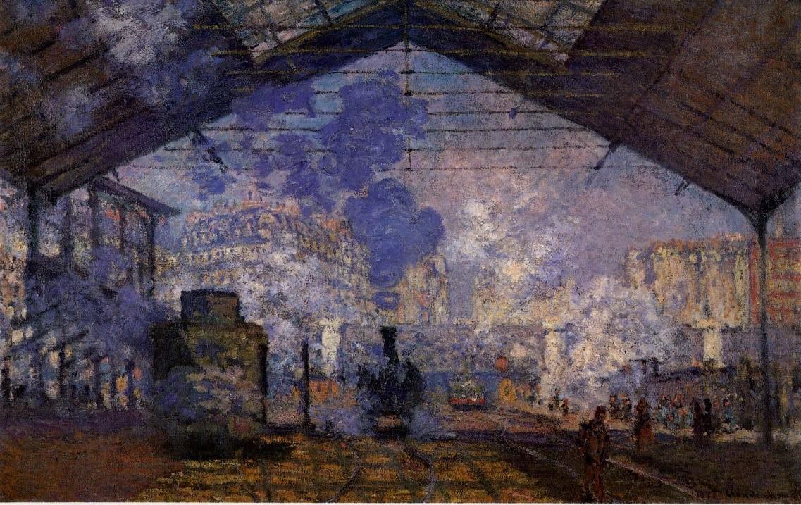 Monet sbarca a Londra