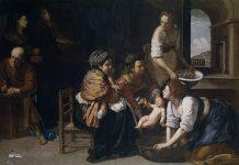 Artemisia Gentileschi, Nascita di san Giovanni Battista