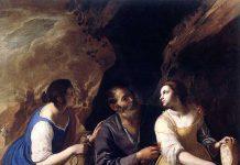 Artemisia Gentileschi, Lot e le sue figlie