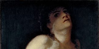 Arnold Bocklin, Cleopatra morente