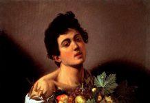 Caravaggio, Giovane con canestra di frutta