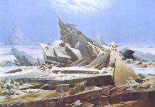 Caspar David Friedrich, Il naufragio della speranza