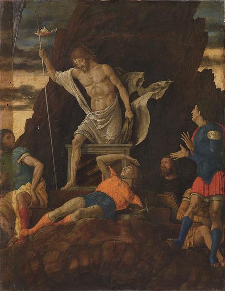 È venuto alla luce un Mantegna