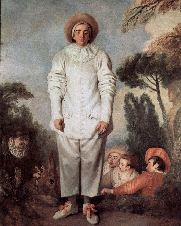 Jean Antoine Watteau, Gilles