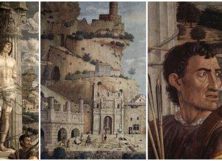 Andrea Mantegna, San Sebastiano